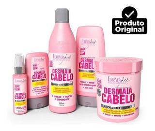 Forever Liss Kit Desmaia Cabelo Original À Pronta Entrega