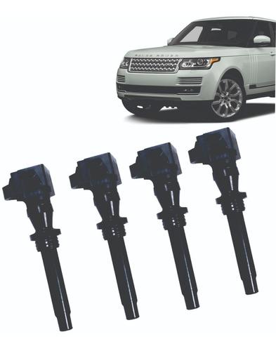 Jogo Bobina Ignição Land Rover Ranger Rover 8w93-12a366-da