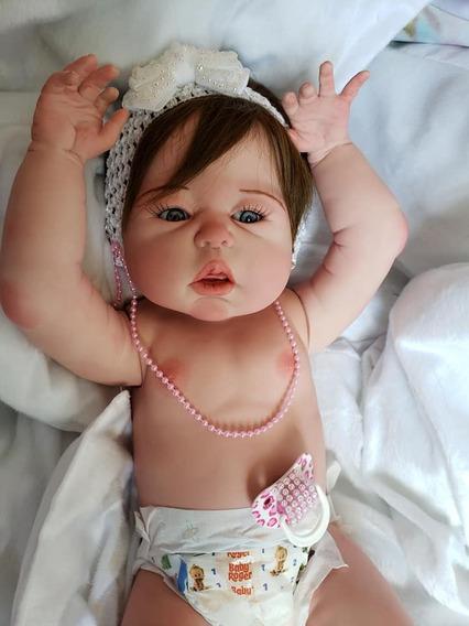Bebê Reborn Silicone Entrega Em Ate 24 Horas