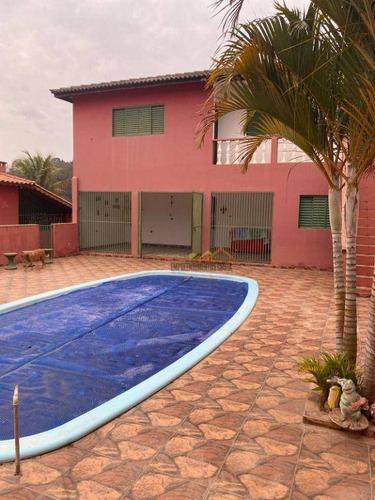 Imagem 1 de 24 de Chácara Com 9 Dormitórios À Venda, 3580 M² Por R$ 690.000,00 - Jardim Eldorado - Itu/sp - Ch0060