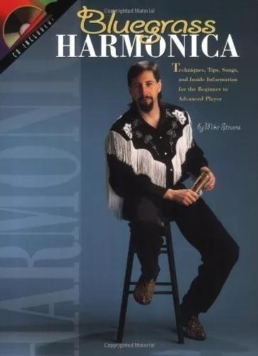 Bluegrass Harmonica C/ Cd