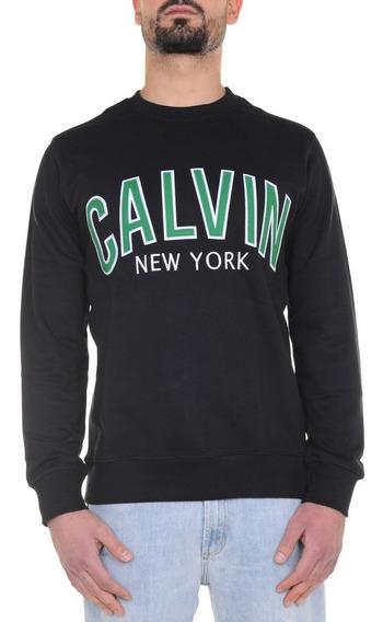 Sueter Casual De Hombre Calvin Klein Talla L Original 2,399$