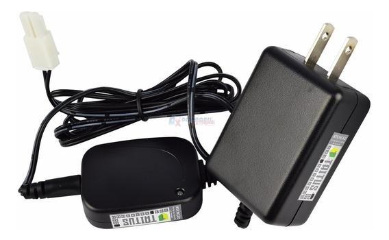 Carregador De Bateria G&g (110v220v) Ni-mh