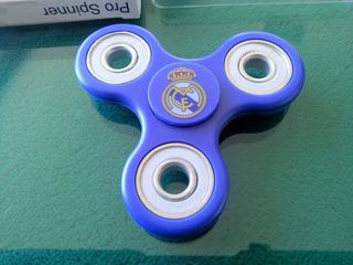 Pro Spinner - Real Madrid - Produto Oficial - Espanha Novo