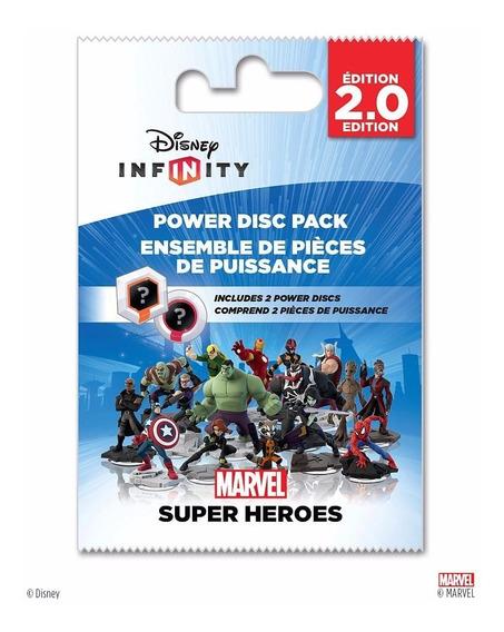 Disney Infinity Originals 2.0 Power Disc Pack Marvel S Heroe
