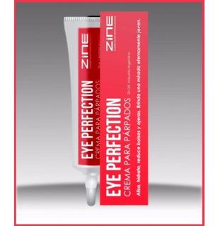 Zine Eye Perfection Crema Para Párpados Bolsas Y Ojera 25 Gr