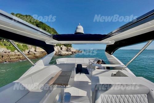 Imagem 1 de 15 de Lancha Intermarine 62 2018  Ñ Azimut, Ferretti