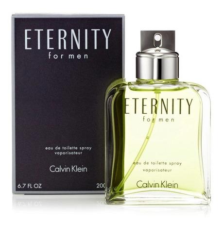 Perfume Loción Eternity For Men Hombre 200ml Original