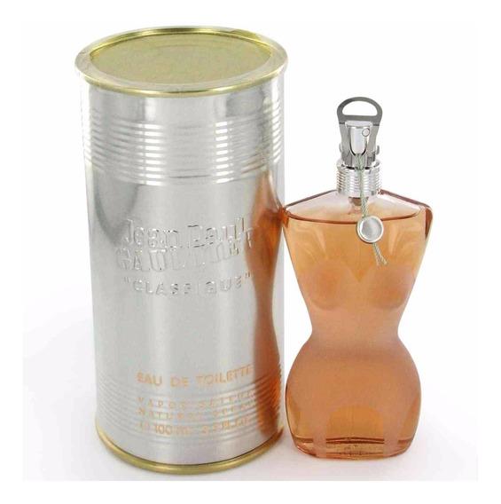 Perfume Jean Paul Gaultier Classic Edt 100ml