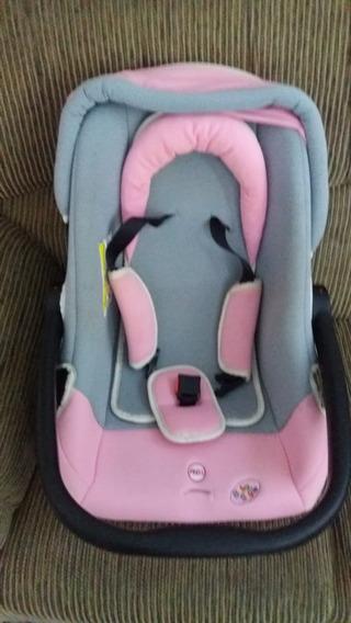 Cadeirinha Bebê Conforto Para Carro Menina
