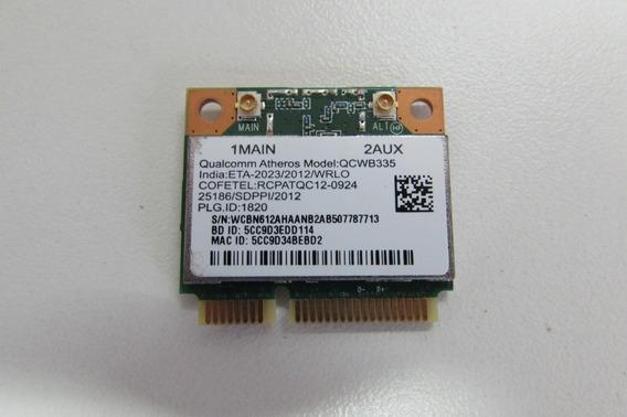Placa Wifi Wireless Notebook Emachines E440-1434