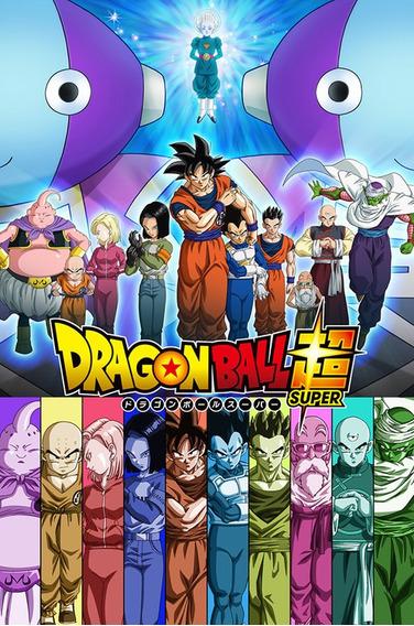 Dragon Ball Super Dublado Completo Frete Gratis!!!!!!