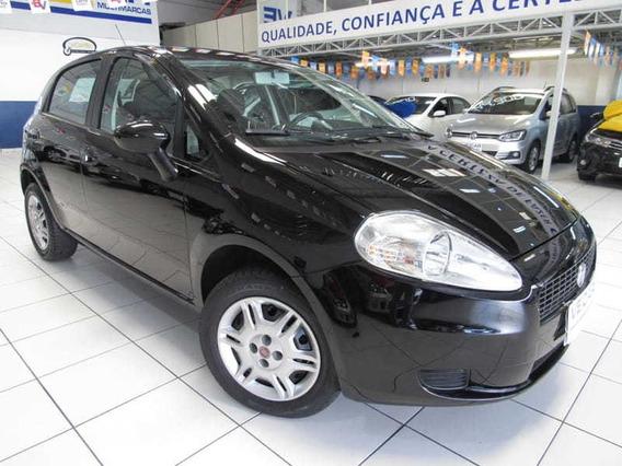 Fiat Punto 1.4 8v(flex) 4p