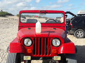 Jeep Diesel 4x2 Motor Toyota Impecable