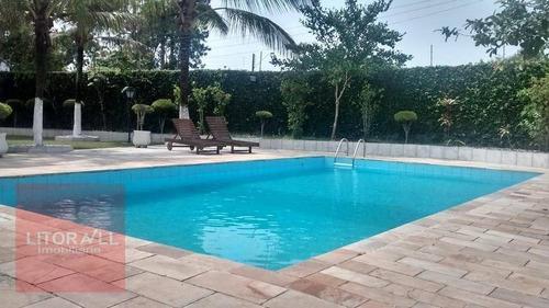 Imagem 1 de 25 de Chácara Com 4 Dormitórios À Venda, 2500 M² Por R$ 900.000,00 - Parque Novaro Itanhaém - Itanhaém/sp - Ch0041
