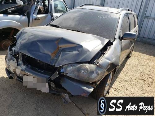 Imagem 1 de 2 de Sucata De Toyota Fielder 2006 - Retirada De Peças