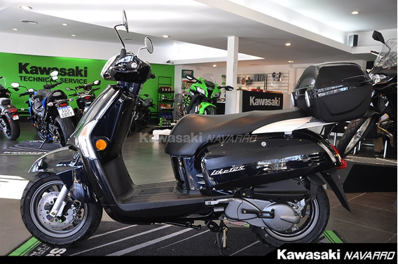 Kymco Like 125 0km Scooter Oferta 2020
