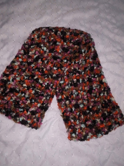 Bufanda Infinita A Crochet