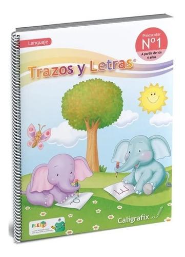 Trazos Y Letras N°1 Pleiq Caligrafix Edición 2021