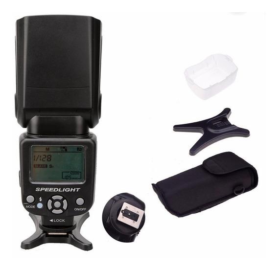 Flash Tr 960ii P/ Nikon D3300 D7400 D7000 D5400 D5300 D3300