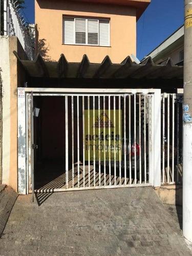 Imagem 1 de 19 de Sobrado Com 2 Dormitórios À Venda, 125 M² Por R$ 450.000,00 - Jardim Vista Linda - São Paulo/sp - So2890