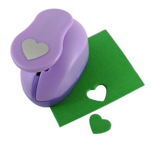 Perforadora Caladora Forma | Corazón 16mm | Omega