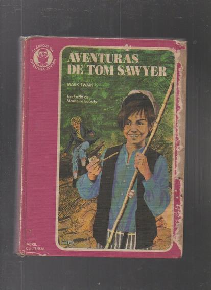 Livro As Aventuras De Tom Sawyer - Mark Twain