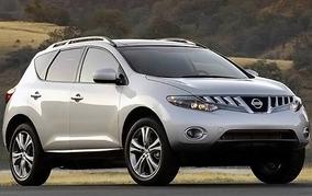 Nissan Murano 3.5 Sucata Peça - Diferencial Cambio Porta