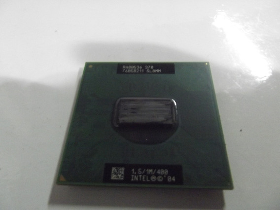 Processador Intel Celeron Sl8mm 1.5ghz 1m 400mhz Rh80536 370