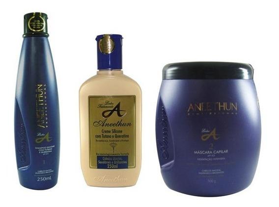 Aneethun Linha A Hidratação Profunda Kit 3 Produtos