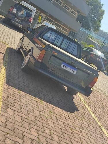 Imagem 1 de 8 de Volkswagen Saveiro 1.6 Versão L