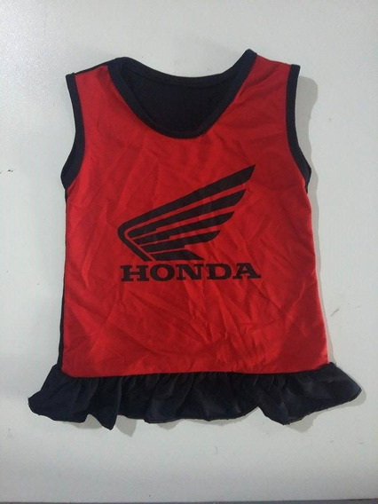 Vestido Honda Motors Infantil - Bebê - Ropapreta