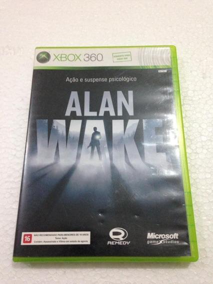 Alan Wake Original Xbox 360