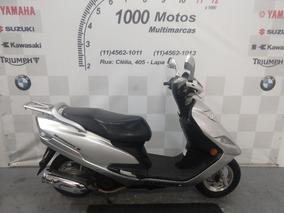 Suzuki Burgman 125 I 2012 Otimo Estado Aceito Moto