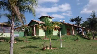 Chácara Residencial À Venda, Lagoa, Itapecerica Da Serra. - Ch0238