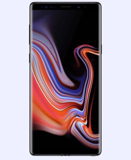 Samsung Galaxy Note 9 128gb Preto Usado