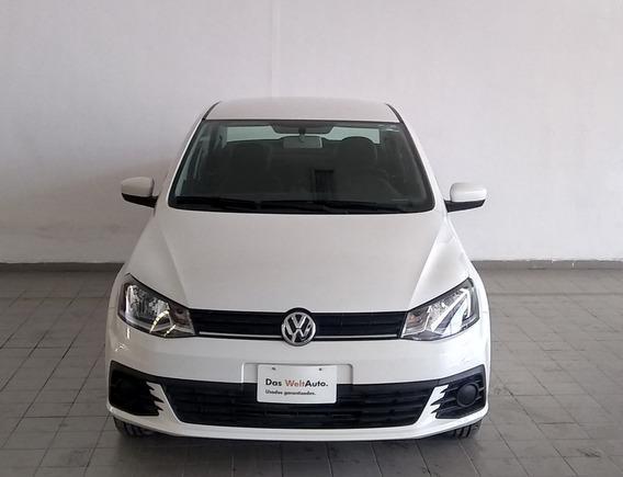 Volkswagen Gol 1.6l Blanco 2018 Std