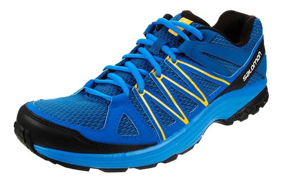 Zapatillas Salomon Hombre Xa Bondclif - Azul