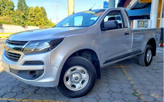 Chevrolet S-10 2.5 Cabina Regular Mt 2017 *financiamiento*