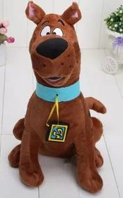 Pelúcia Scooby Doo Grande Pronta Entrega Salsicha 019