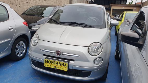 Fiat 500 Cult 1.4 Flex Ano 2012 Montanha Automoveis