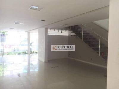 Casa Para Alugar, 192 M² Por R$ 10.000/mês - Barra - Salvador/ba - Ca0149