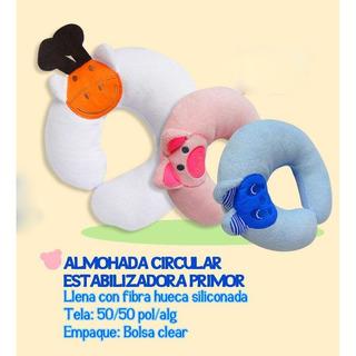 Almohada Cuello Estabilizadora Para Bebe