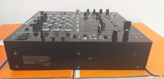 Mixer Pioneer Djm750 Semi Novo + Case Da Som Case Semi Novo