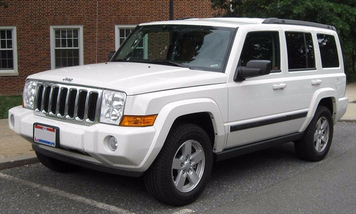 Manual De Taller Jeep Commander (2006-2010) Español