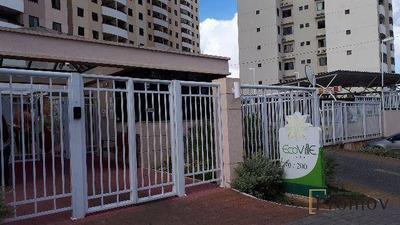 Excelente Ap. No Cond. Ecoville Park - Luzia / Ponto Novo - Ap0631