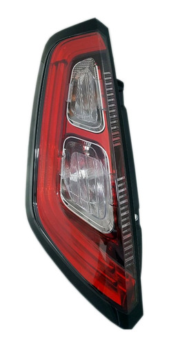 Imagem 1 de 3 de Lanterna Traseira Lado Esquerdo Original Fiat Punto