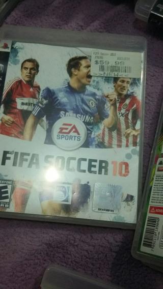 Fifa Soccer 10 Ps3