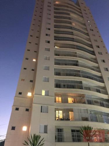 Imagem 1 de 19 de Apartamento Com 3 Dormitórios À Venda, 234 M² Por R$ 1.800.000,00 - Vila Progresso - Guarulhos/sp - Ap0045