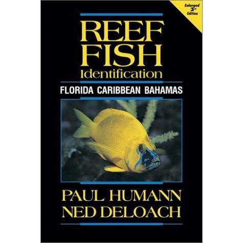 Libro De Peces En Ingles Paul Humann- Rf50